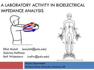 A Laboratory activity in Bioelectrical Impedance Analysis