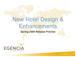 New Hotel Design & Enhancements