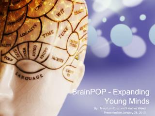 BrainPOP  – Expanding Young Minds
