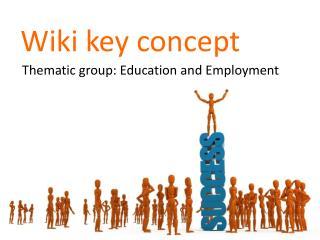 Wiki key concept