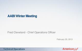 AABI Winter Meeting