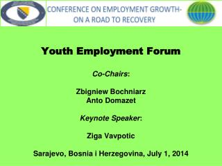 Youth Employment Forum