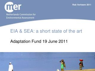 EIA & SEA: a short state of the art