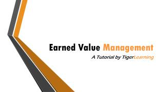 Earned Value  Management