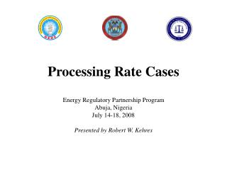 Processing Rate Cases