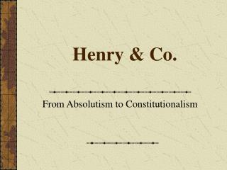 Henry & Co.