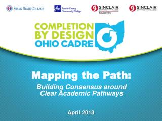 Mapping the Path: Building Consensus around  Clear Academic Pathways