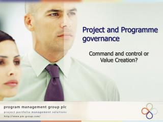 Project and Programme governance