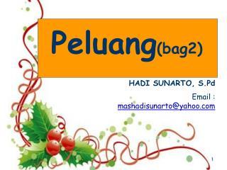 Peluang (bag2)