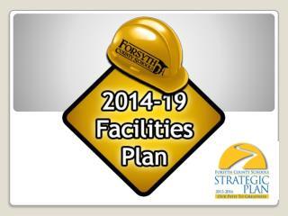 Facilities Funding