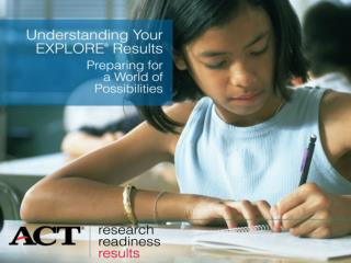 Three reports to analyze student performance