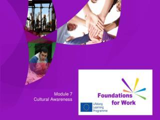 Module 7 Cultural Awareness