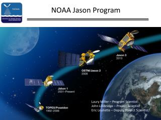 NOAA Jason Program