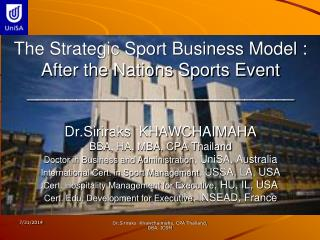Sports Authority of Thailand  (SAT)
