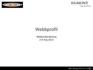 Webbprofil