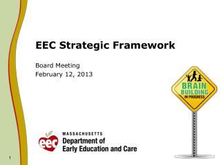 EEC Strategic Framework