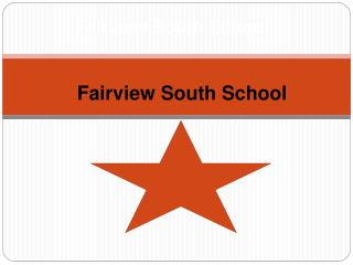 Fairview South School