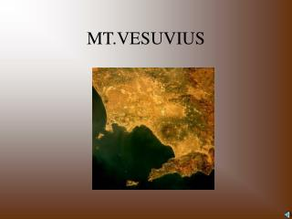 MT.VESUVIUS