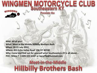 WINGMEN MOTORCYCLE CLUB