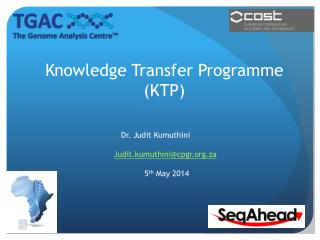 Knowledge Transfer  Programme  (KTP)