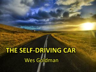 The Self-Driving Car
