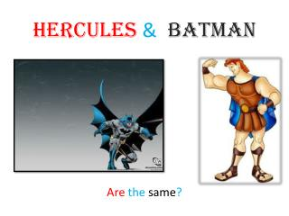 Hercules & batman