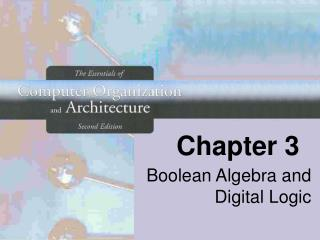 Boolean Algebra and Digital Logic