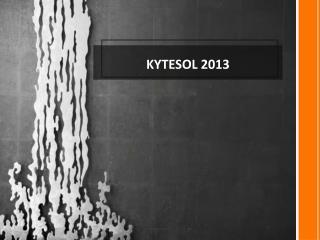 KYTESOL 2013