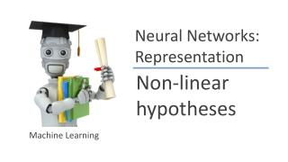 Non-linear hypotheses