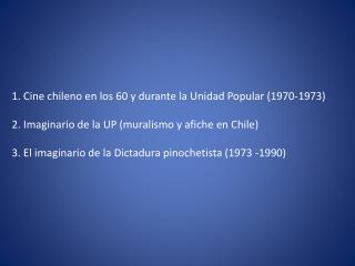 Afiche de la campaña de  S alvador Allende en 1970