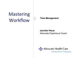 Mastering Workflow