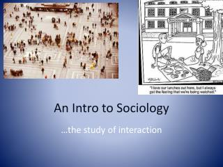 An Intro to Sociology