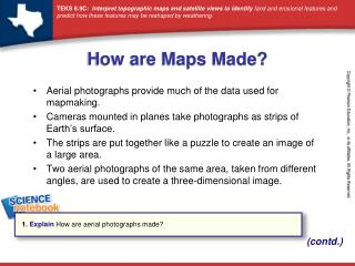 How are Maps Made?