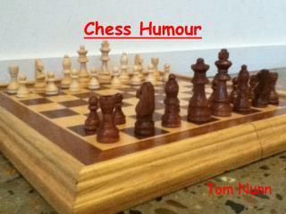 Chess  Humour