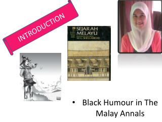 Black  Humour  in The Malay Annals