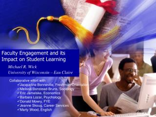 Faculty Engagement and its Impact on Student Learning