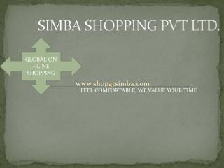 SIMBA SHOPPING PVT LTD.