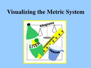 Visualizing the Metric System