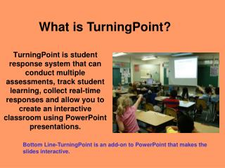 What is TurningPoint?