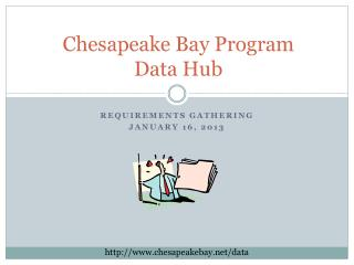 Chesapeake Bay Program  Data Hub
