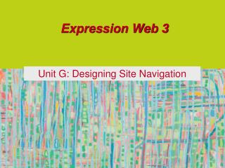 Expression Web 3