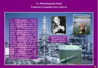 I.4. Petrochemical Fuels
