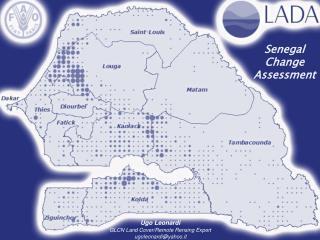 Senegal Change Assessment