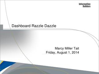 Dashboard Razzle Dazzle