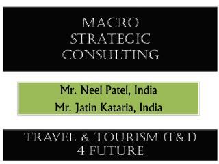Macro  Strategic consulting