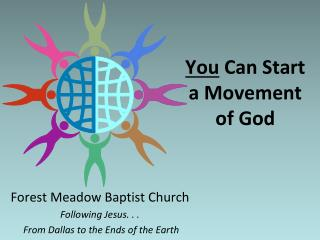 You  Can Start a Movement of God