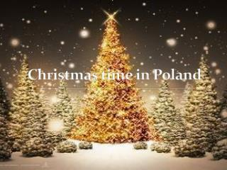 Christmas  time  in  Poland