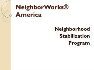 NeighborWorks � America