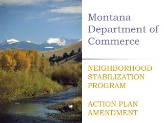 Montana Department of Commerce