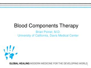Blood Components Therapy